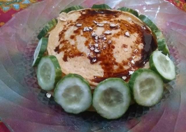 Dadar Telur Simpel (minim Minyak)
