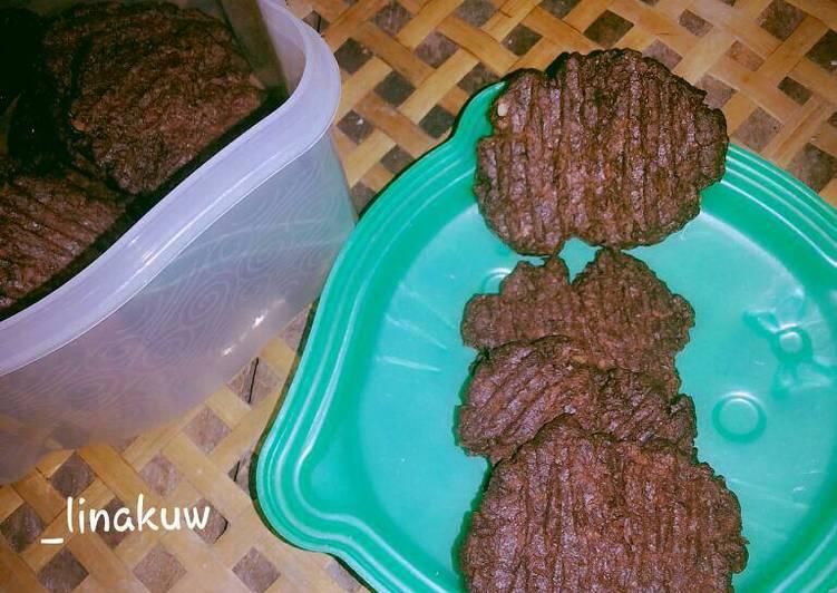 Coco Coconut Cookies (no mixer)