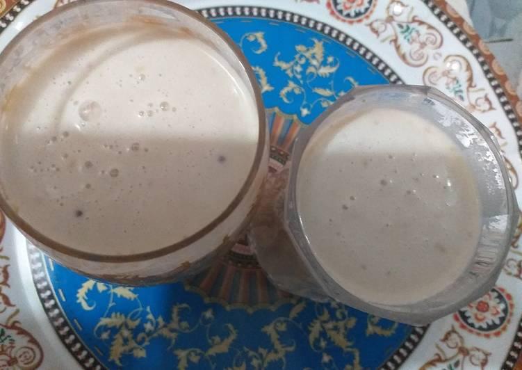 Rice milkshake