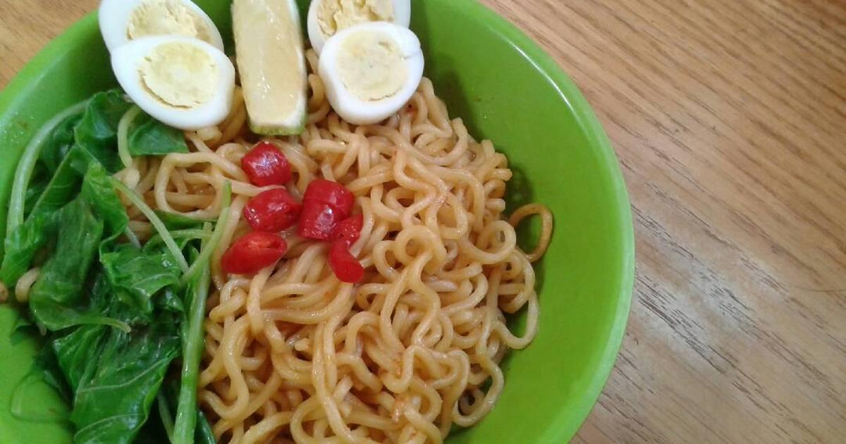 148 Resep Kreasi Indomie Goreng Telur Rebus Enak Dan Sederhana