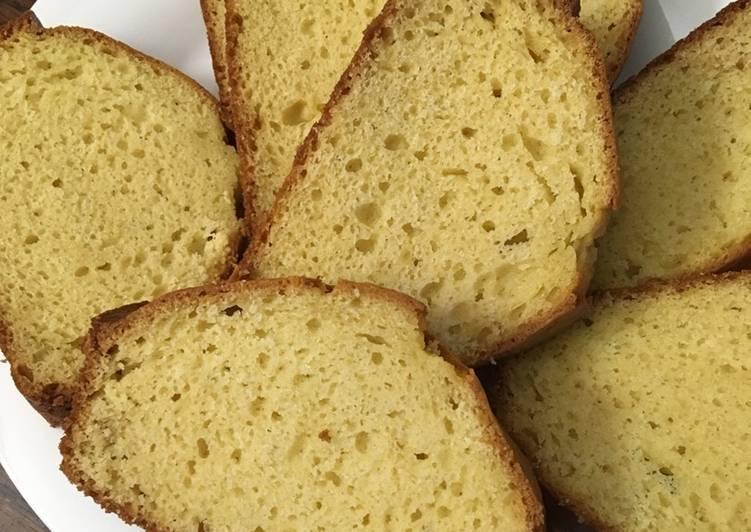 Sour cream pound cake (for trifle)