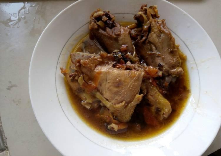 Chicken stew #chickencontest