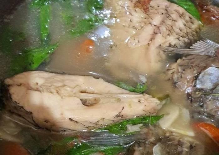 Resep Rahasia Sup Ikan Gurame Kemangi Paling Joss