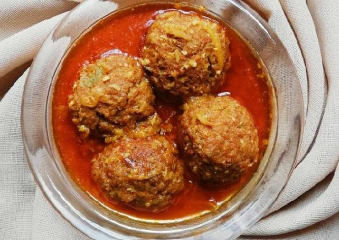 Shahi kofta curry
