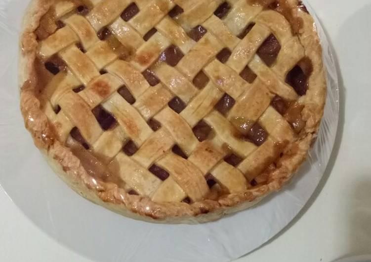 Apricot Pie *Vegan