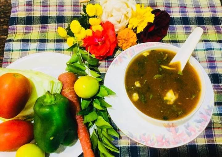 Mixed Veg Soup
