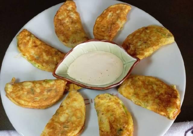 💢 Low Carb Egg Dumpling 💢