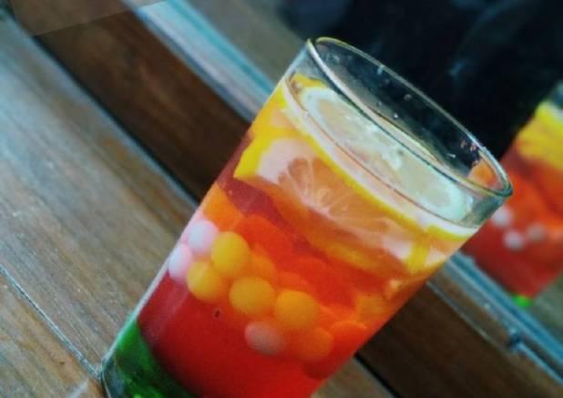 8.Es Bubble Lemon #BikinRamadhanBerkesan