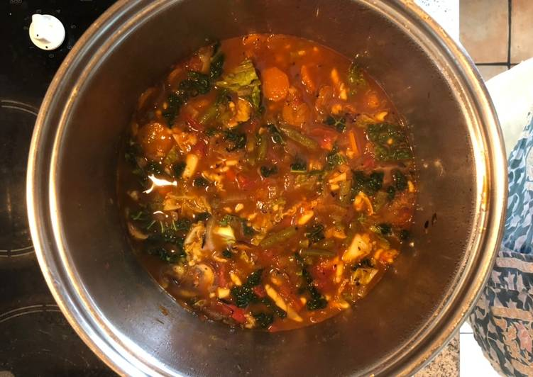 Essex Greengrocer's Soup