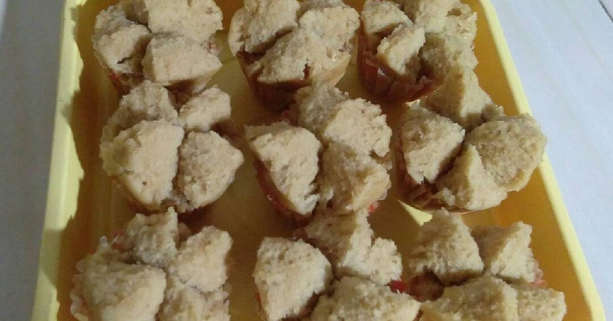 147 Resep Roti Kukus Mekar Enak Dan Sederhana Cookpad