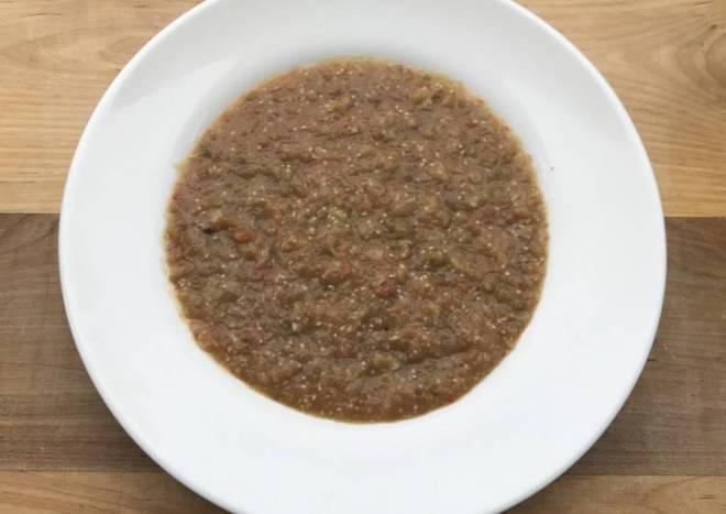 Roasted Tomatillo Salsa FUSF