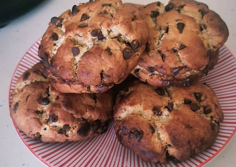 Cookies fourrés nocciolata
