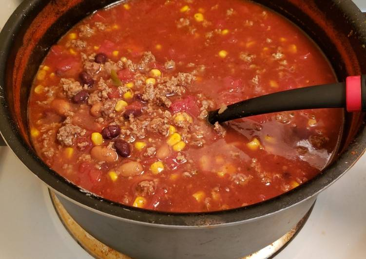 Taco Soup 🥘
