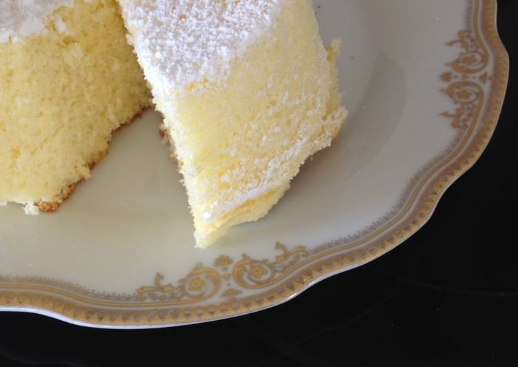 Puffy Cheese Cake