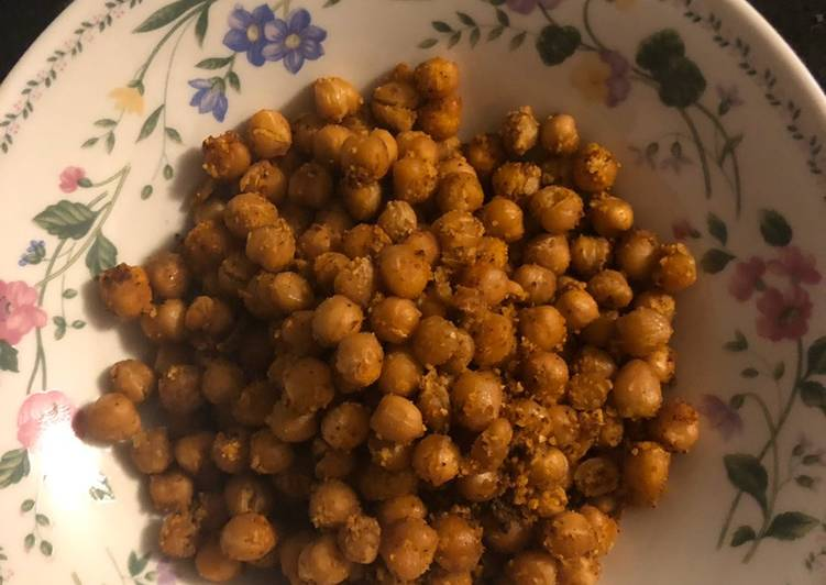 Chick Peas Snack