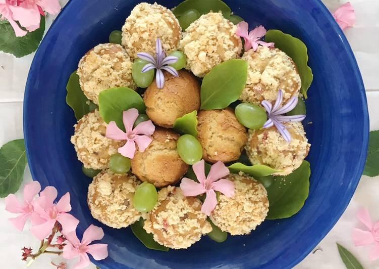 Muffins Muditã (vegan)