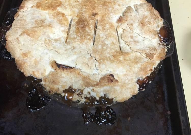 Grandma's Raisin Pie