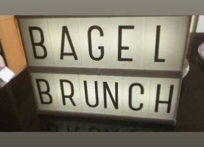 Recipe: Delicious Bagel brunch