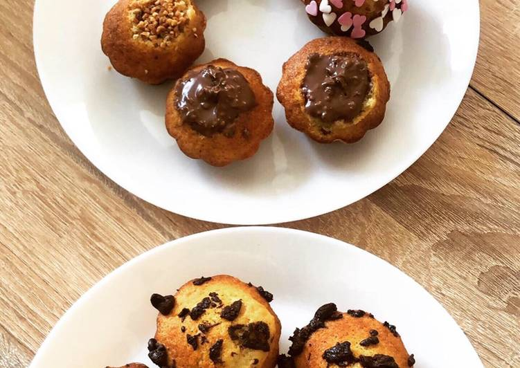 Mes Muffins gourmands
