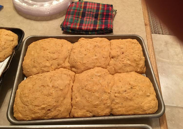 Jeremiah's Pizza-tastic Beer Biscuits