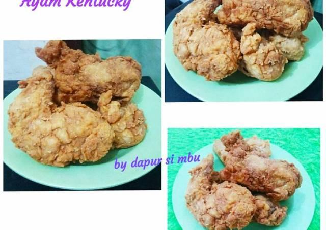 Ayam kentucky