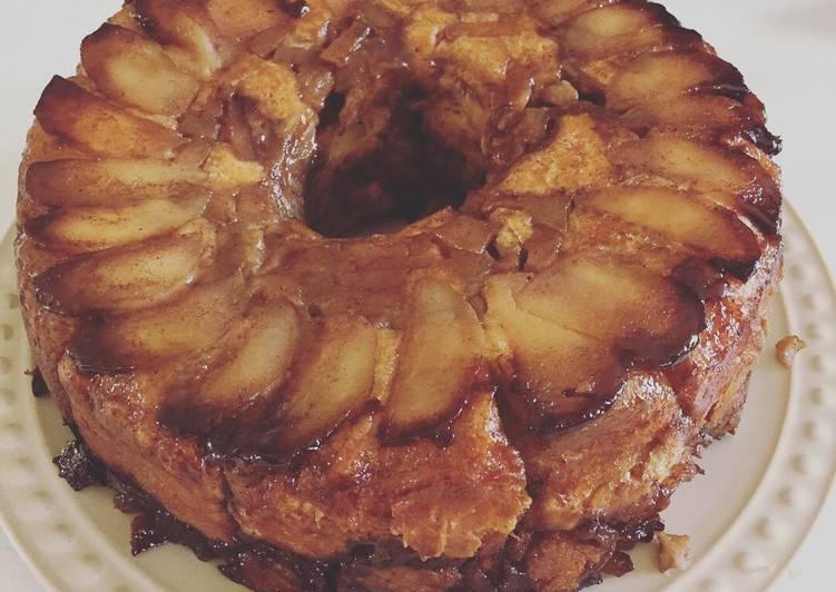Apple Spice Bread Cake