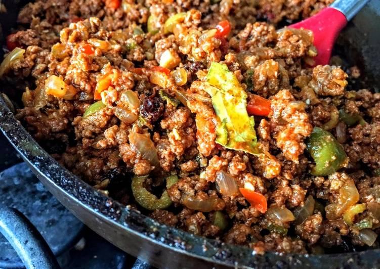 Picadillo for Empanadas
