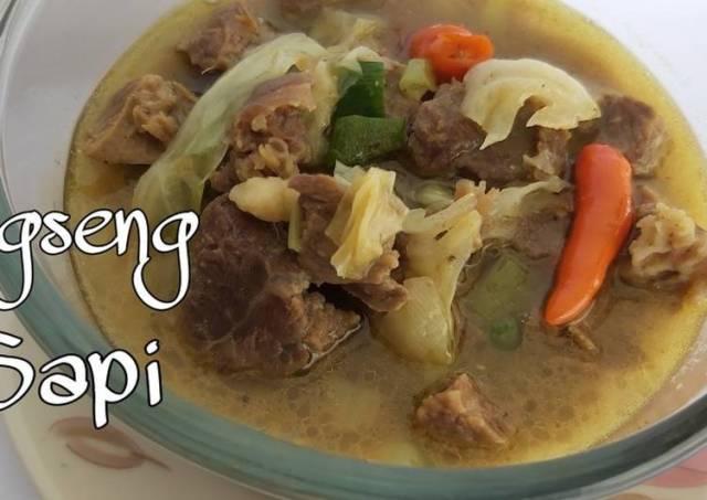075 》Tongseng Sapi