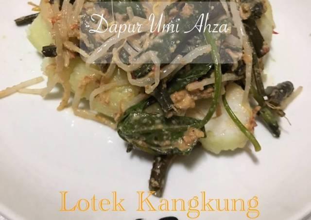 Lotek Kangkung