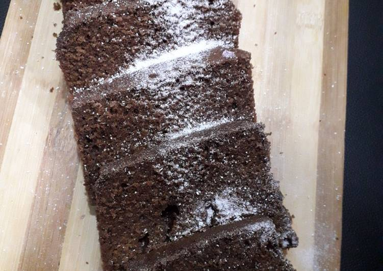 Coffee chocolate loaf cake 👉 valentine day special 🍫