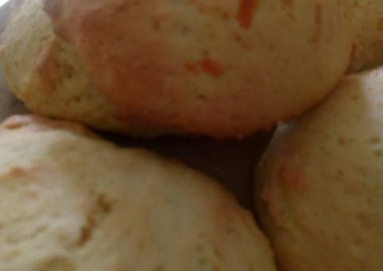 Easter Orange Biscuits