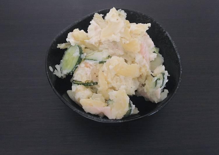 Macaroni Potato Salad