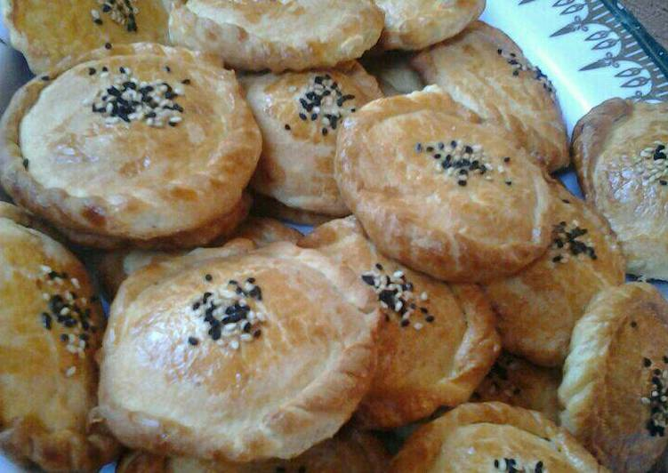 Savory middle eastern Biscuits