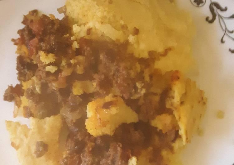 Download Recipe of Homemade Tamale Pie | Favorite Recipe