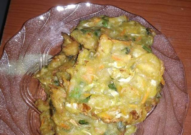 Bakwan sayuran