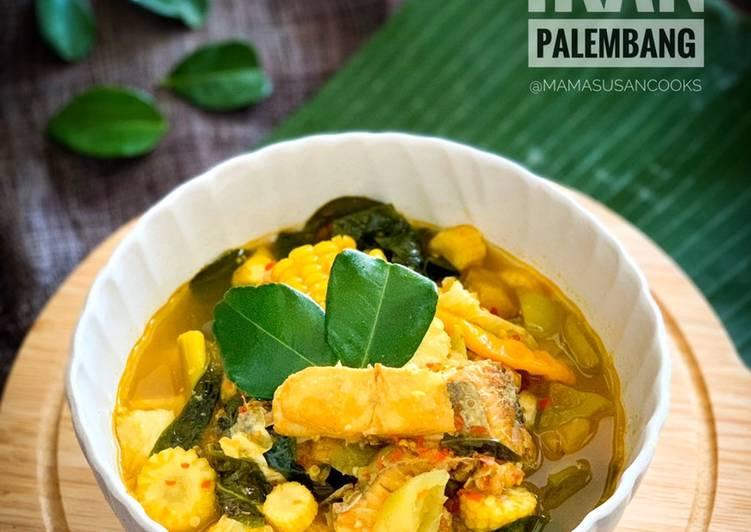Pindang Ikan Palembang @mamasusancooks
