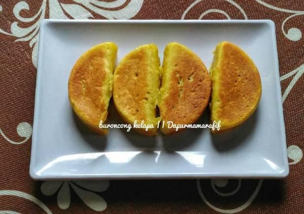 Kue buroncong kelapa part 1 _resep belajar