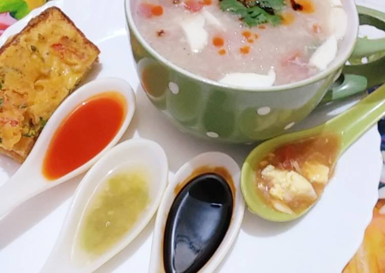 Chicken vegetable corn soup