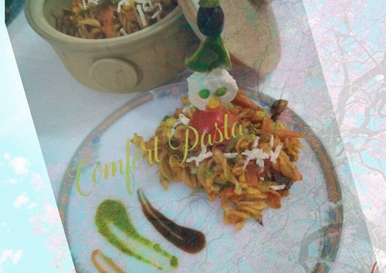 #My pasta#comfort food