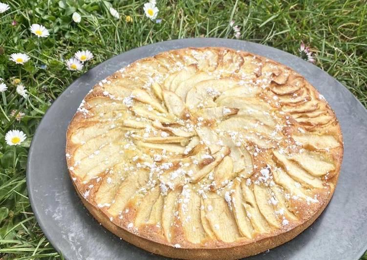 Gâteau aux pommes 🍏🍎