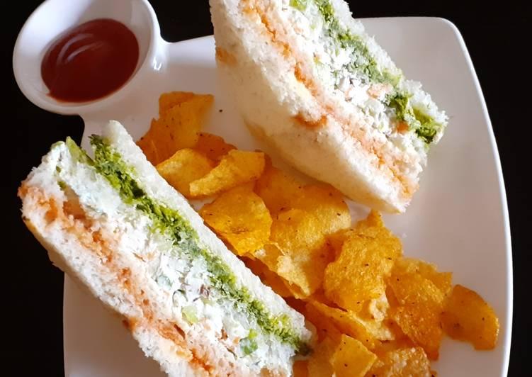Cold Club Sandwich