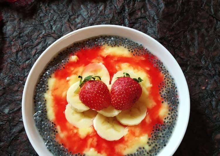 Valentine's Dessert Bowl