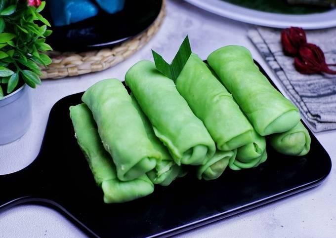 Resep: #156 Dadar Gulung  Yummy
