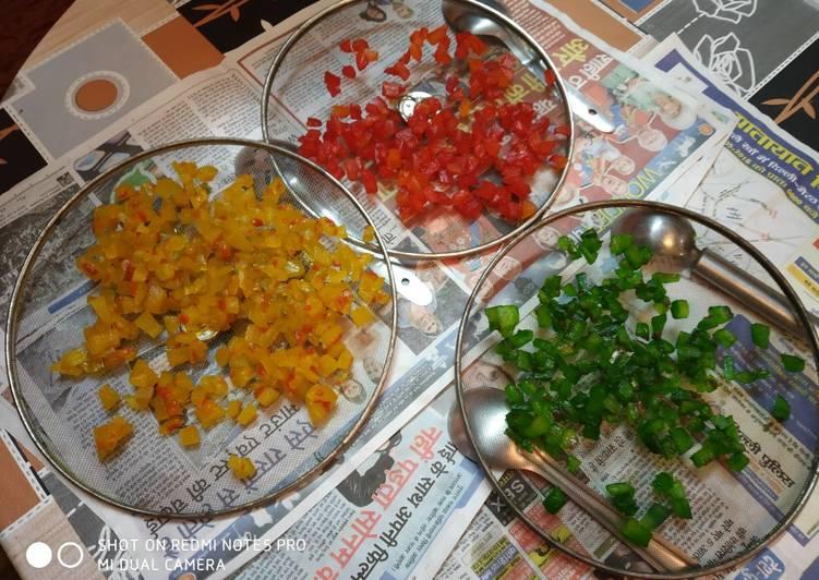Recipe: Yummy Watermelon shell tutti frutti
