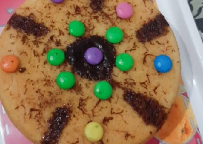 Cake vanilla flavour