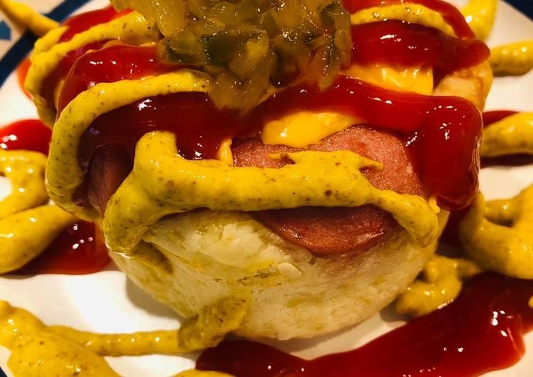 Hot Dog 🌭 Muffin Cups