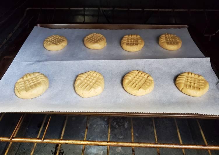 Recipe: Appetizing Peanut Butter Cookies