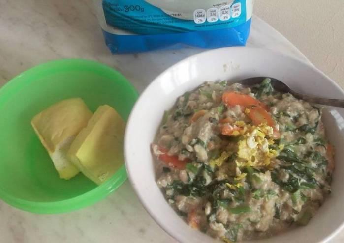 Resep Bubur Oatmeal rendah kalori Paling Joss