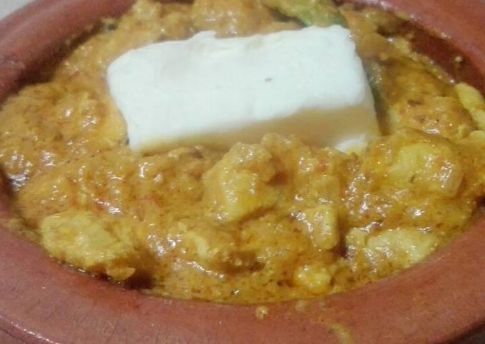 Recipe: Yummy Mukhni handi