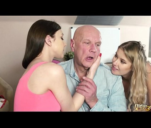 Intense Old Vs Young Porno With Hot Teens Getting Fucked By
